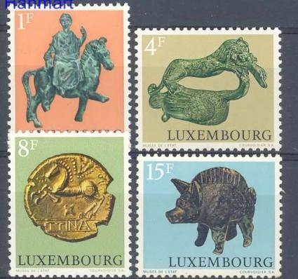 Luksemburg 1973 Mi 858-861 Czyste **
