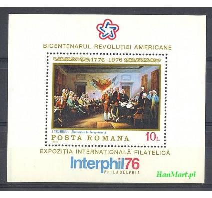 Rumunia 1976 Mi bl 130 Czyste **