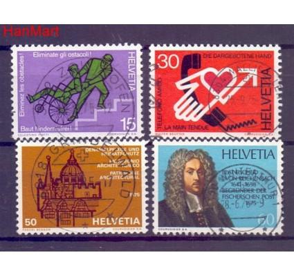 Znaczek Szwajcaria 1975 Stemplowane