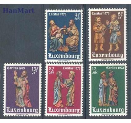 Znaczek Luksemburg 1973 Mi 871-875 Czyste **