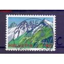 Szwajcaria 1976 Stemplowane