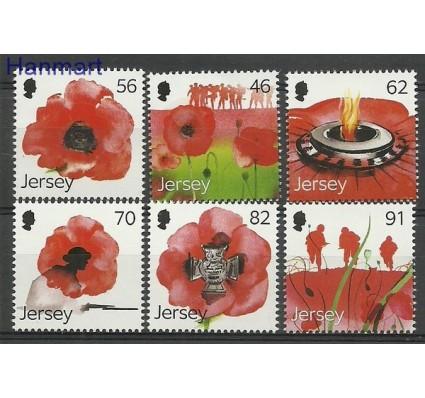 Znaczek Jersey 2014 Mi 1803-1808 Czyste **