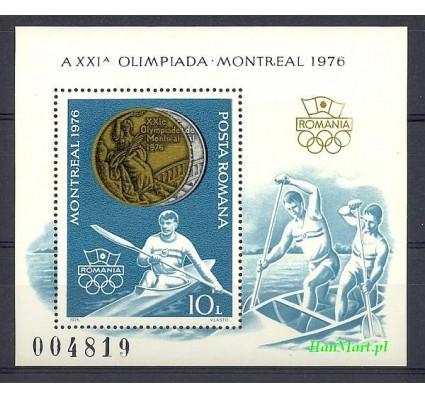 Rumunia 1976 Mi bl 137 Czyste **