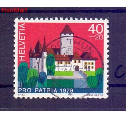 Znaczek Szwajcaria 1979 Stemplowane