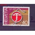 Szwajcaria 1981 Stemplowane