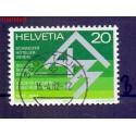 Szwajcaria 1982 Stemplowane
