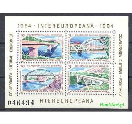 Znaczek Rumunia 1984 Mi bl 202 Czyste **