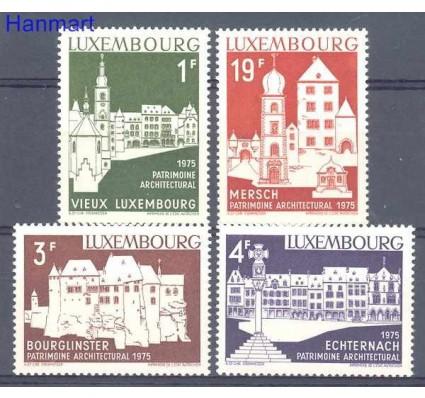 Znaczek Luksemburg 1975 Mi 900-903 Czyste **