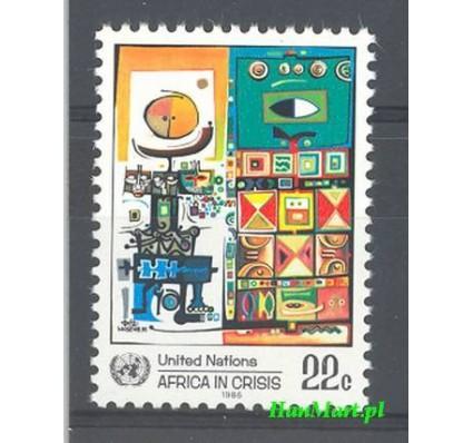 Znaczek Narody Zjednoczone Nowy Jork 1986 Mi 490 Czyste **