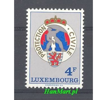 Znaczek Luksemburg 1975 Mi 910 Czyste **