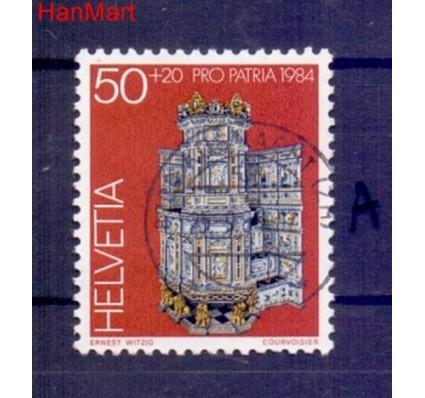 Znaczek Szwajcaria 1984 Stemplowane