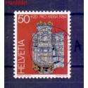 Szwajcaria 1984 Stemplowane