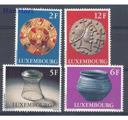 Znaczek Luksemburg 1976 Mi 924-927 Czyste **