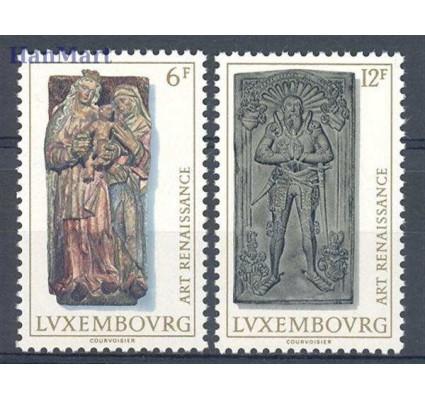 Luksemburg 1976 Mi 933-934 Czyste **