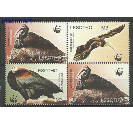 Znaczek Lesotho 2004 Mi vie1895-1898c Czyste **