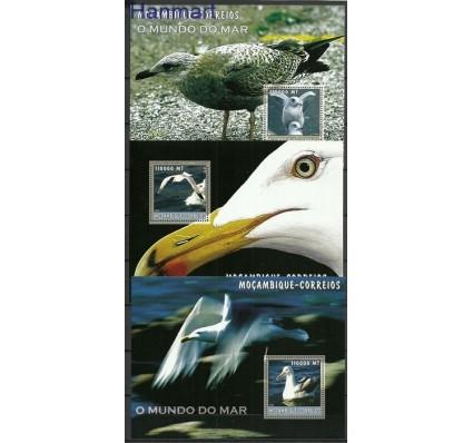Znaczek Mozambik 2002 Mi 181-182 Czyste **