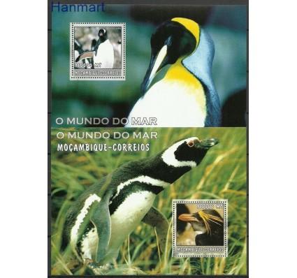 Znaczek Mozambik 2002 Mi 184-184 Czyste **