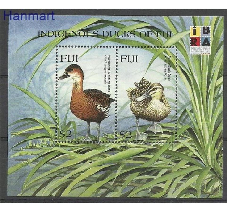 Fidżi 1999 Mi bl 30 Czyste **