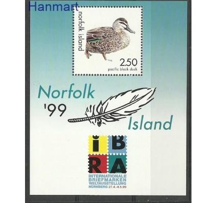 Znaczek Norfolk 1999 Mi bl 29 Czyste **