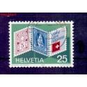 Szwajcaria 1990 Stemplowane