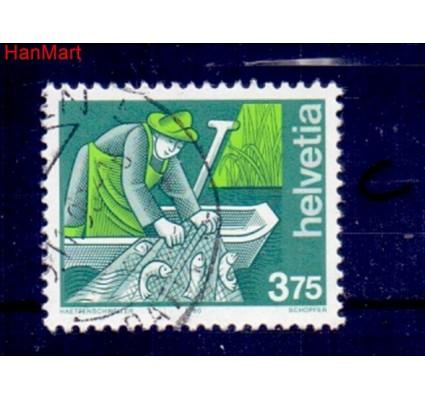 Znaczek Szwajcaria 1990 Stemplowane