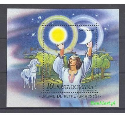 Znaczek Rumunia 1987 Mi bl 234 Czyste **
