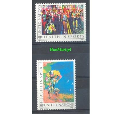 Znaczek Narody Zjednoczone Nowy Jork 1988 Mi 551-552 Czyste **