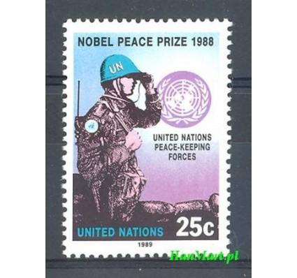 Znaczek Narody Zjednoczone Nowy Jork 1989 Mi 573 Czyste **