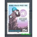 Narody Zjednoczone Nowy Jork 1989 Mi 573 Czyste **