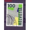 Szwajcaria 1993 Stemplowane