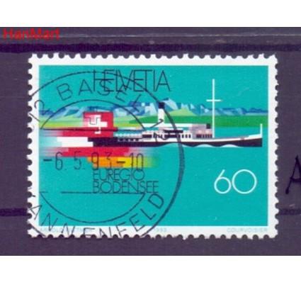 Znaczek Szwajcaria 1993 Stemplowane