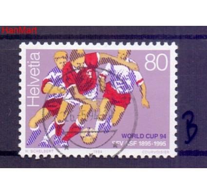 Znaczek Szwajcaria 1994 Stemplowane