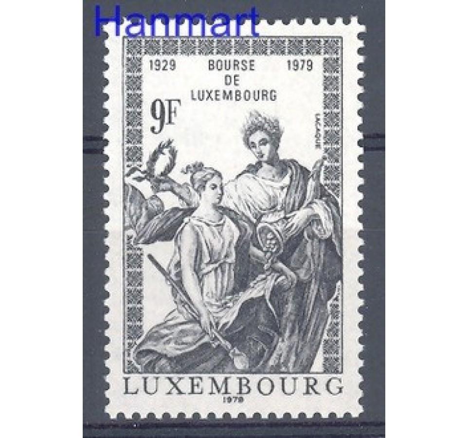 Luksemburg 1979 Mi 992 Czyste **