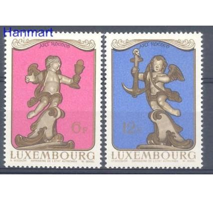 Znaczek Luksemburg 1979 Mi 994-995 Czyste **