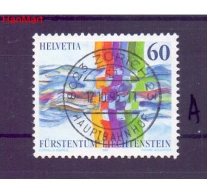 Znaczek Szwajcaria 1995 Stemplowane