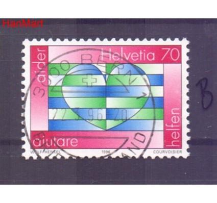 Znaczek Szwajcaria 1996 Stemplowane