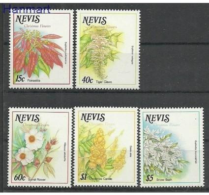 Znaczek Nevis 1988 Mi 505-509 Czyste **