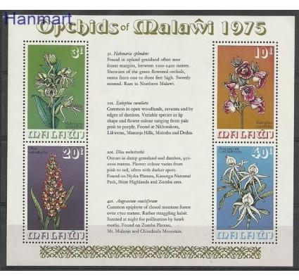 Znaczek Malawi 1975 Mi bl 40 Czyste **