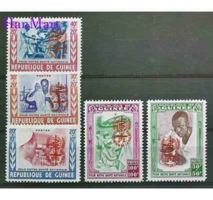 Znaczek Gwinea 1962 Czyste **