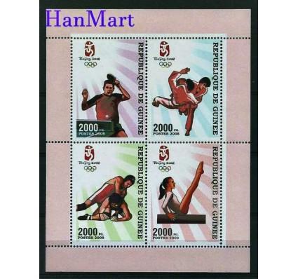 Znaczek Gwinea 2008 Mi 5342-5345 Czyste **