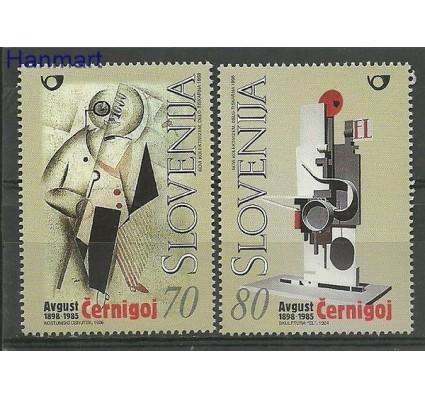 Znaczek Słowenia 1998 Mi 237-238 Czyste **