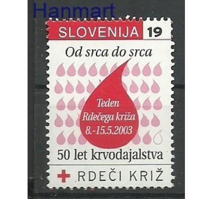 Znaczek Słowenia 2003 Mi zwa 28 Czyste **