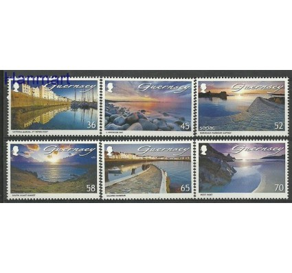 Znaczek Guernsey 2011 Mi 1350-1355 Czyste **