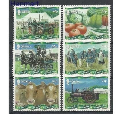 Znaczek Guernsey 2013 Mi 1436-1441 Czyste **