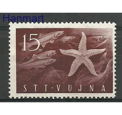 Znaczek Triest - Jugosławia Zone B 1952 Mi 83 Czyste **