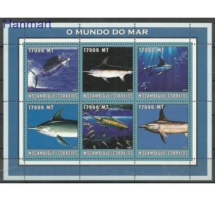 Znaczek Mozambik 2002 Mi 2620-2631 Czyste **