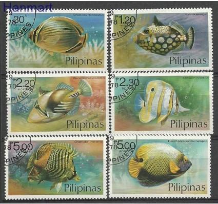 Znaczek Filipiny 1978 Mi 1256-1261 Stemplowane