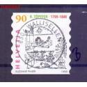 Szwajcaria 1999 Stemplowane