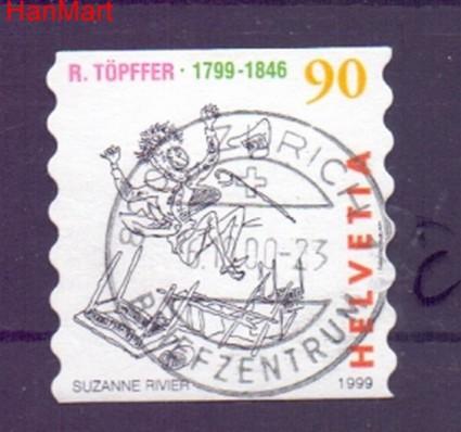 Znaczek Szwajcaria 1999 Stemplowane