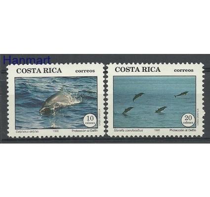 Znaczek Kostaryka 1993 Mi 1417-1418 Czyste **